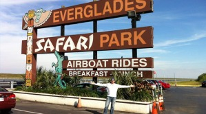 Aktivity - Everglades Safari Park