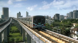 Doprava - Metrorail
