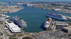 Plavby - Port Canaveral