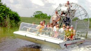 Aktivity - Everglades Safari Park 2