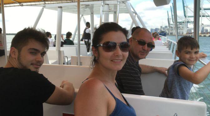 Miami City Tour s Hafanana klientmi z CZ/SK