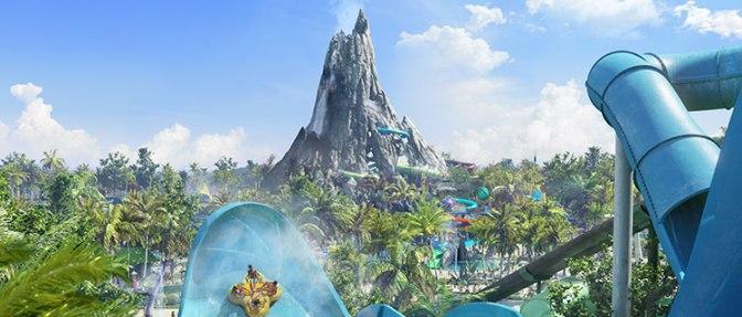 Universal Orlando Resort otvára tretí park – Volcano Bay