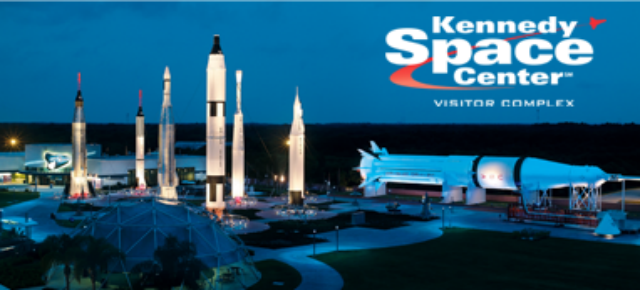 Odvoz klientov do Kennedy Space Centra – Florida