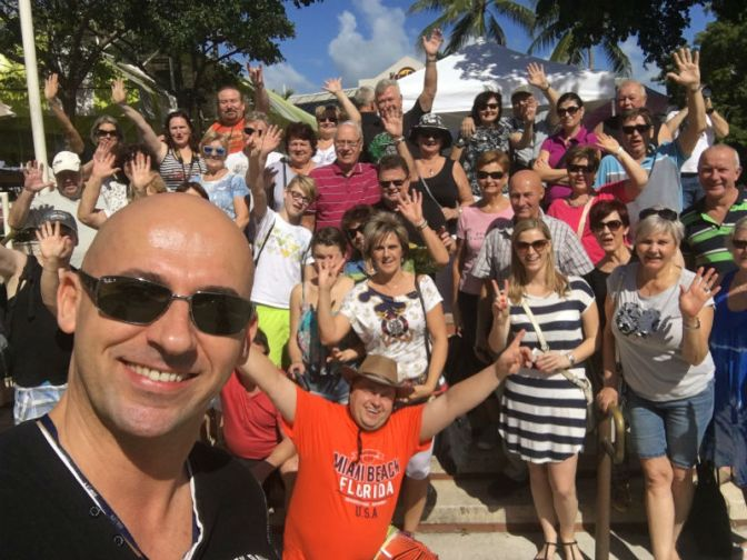 Klienti CK Riviera | Transfer Letisko, Pristav, Hotel + Miami City Tour + Everglades Safari Park a Dolphin Mall