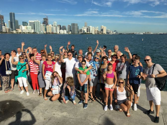 Jan 4,5,6,14 – 2017 | Klienti CK Riviera Tour – Miami City Tour + Transfery