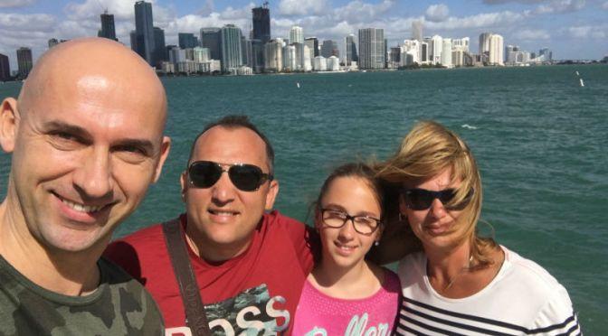 4. Marec, 2017 | Miami City Tour + Nakupy v Dolphin Mall – rodina Balazova, SK