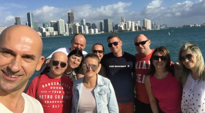 25. 3. 2017 | Miami City Tour + Transfer do Pristavu – Klienti z SK