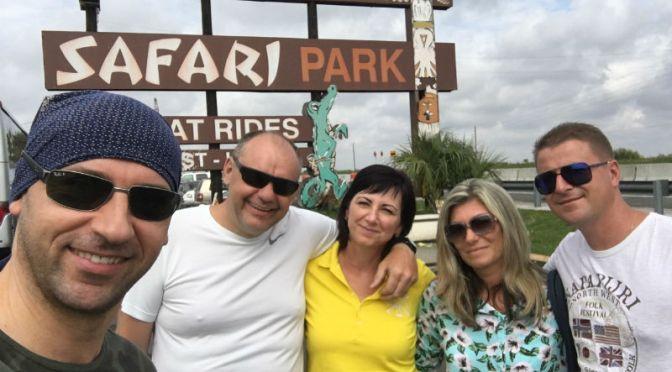 2.4.2017 | Klienti Szebeczeder, Meszaros – Everglades Safari Park