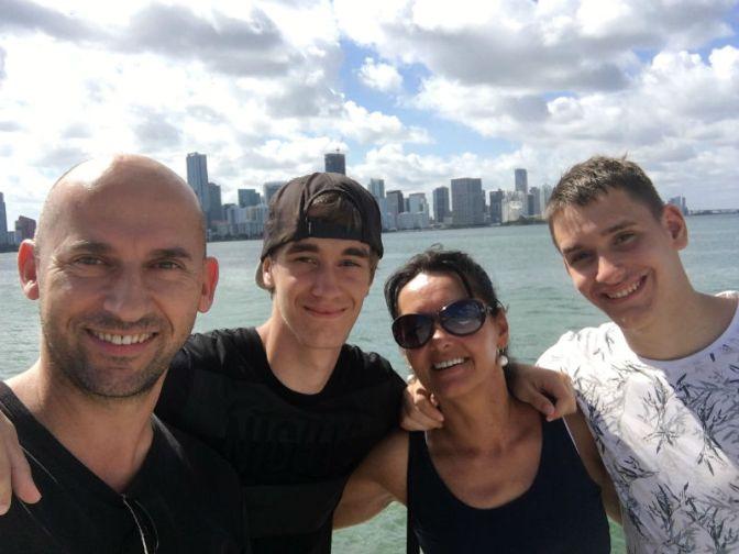 20-28.6.2017 | Klientka Dudekova & Sons – Transfery, Plavba na Bahamy, Miami Seaquarium, Ubytovanie