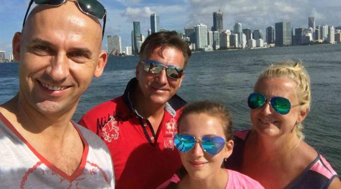 28.6 – 14.7. 2017 – Klient Fician | Transfery, Miami City Tour, Plavba po Karibiku s MSC Divina