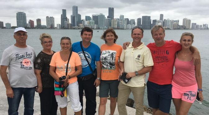 Chovan Group | Miami City Tour + Nakupy Dolphin Mall + Transfery
