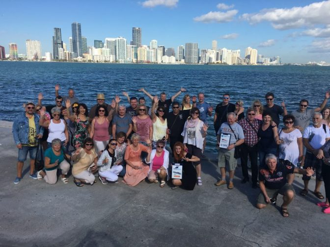 CK Riviera – November 2017 Group | Transfery + Miami City Tour